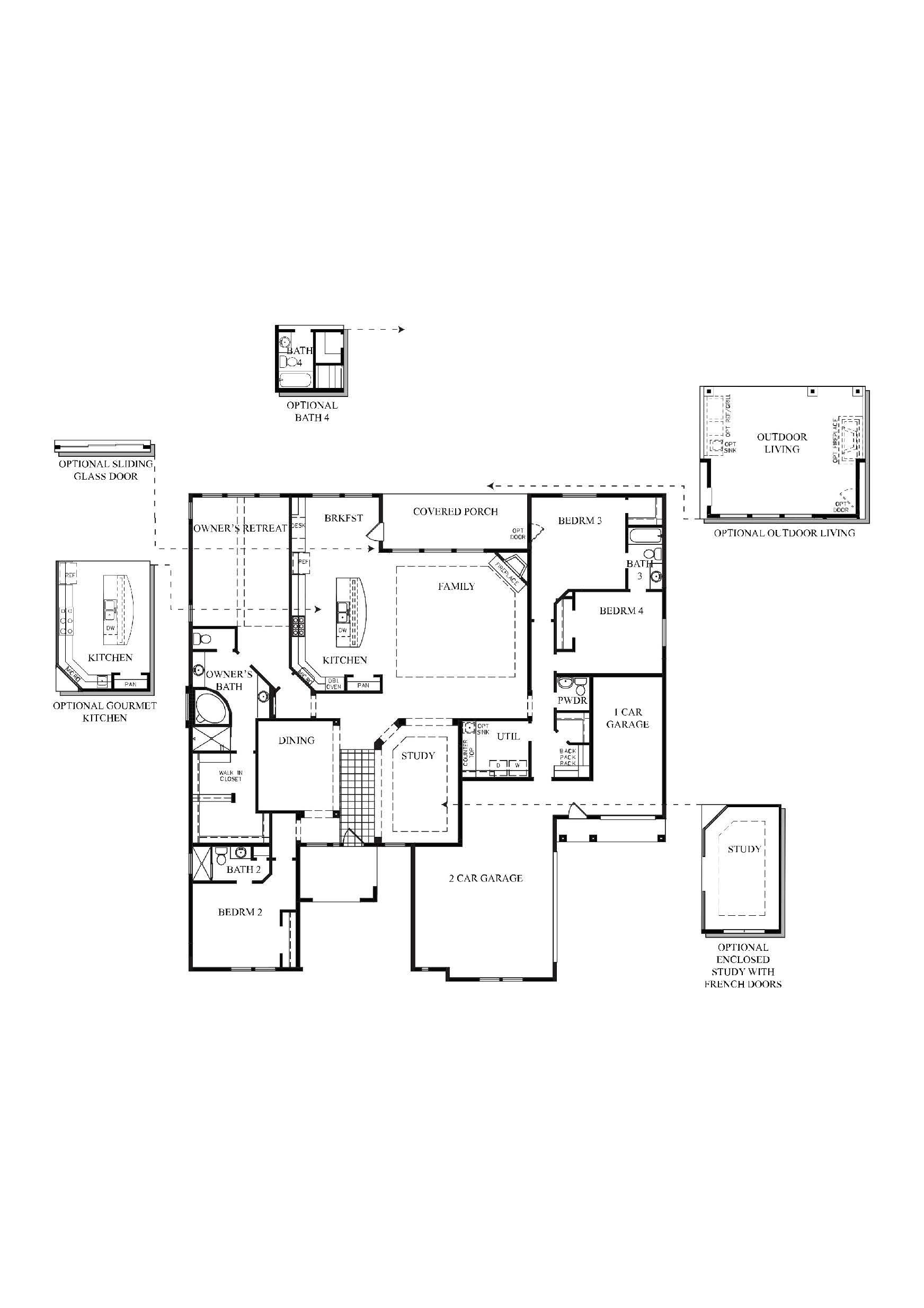 David Weekley Homes Archives Floor Plan Friday