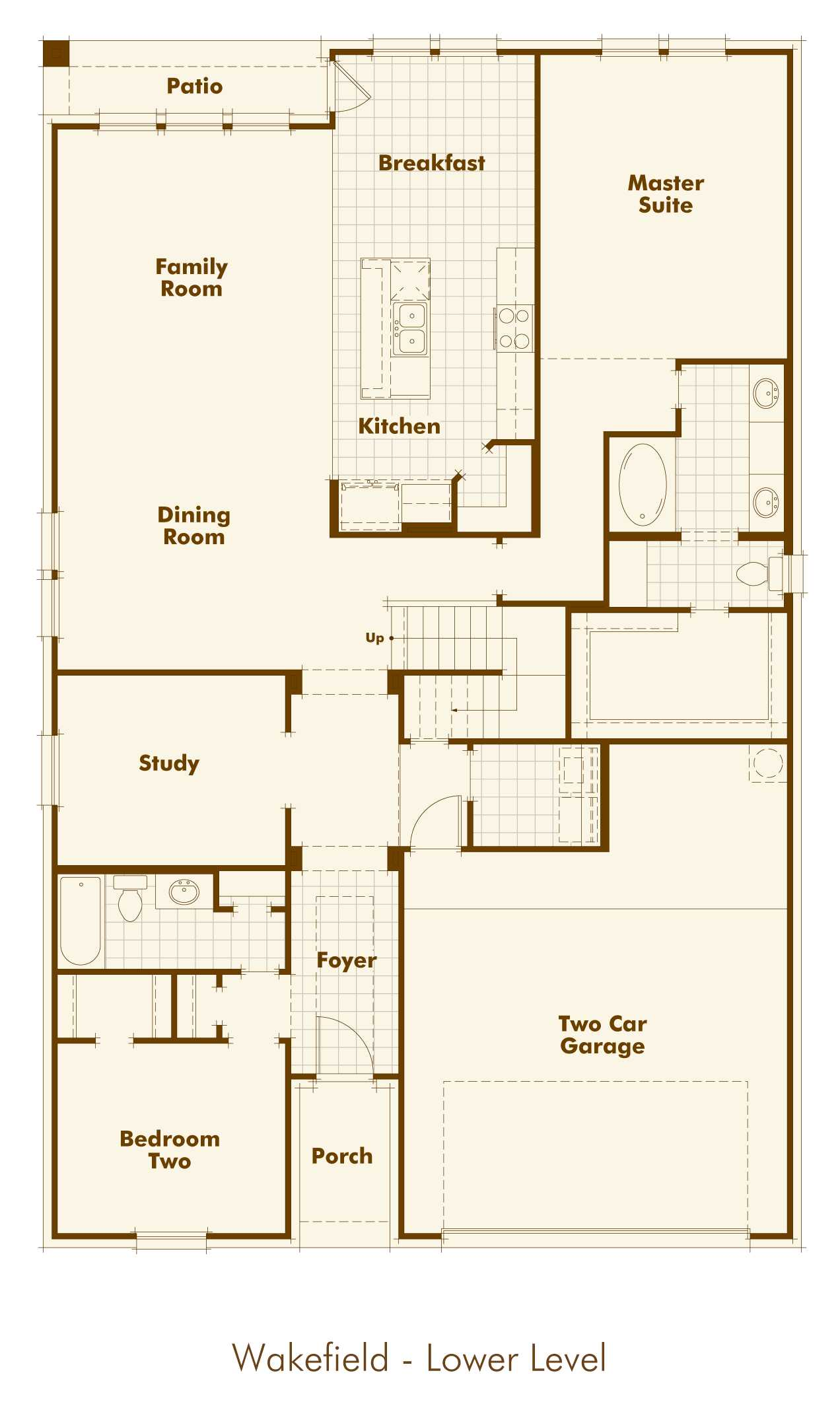 Wakefield Archives Floor Plan Friday