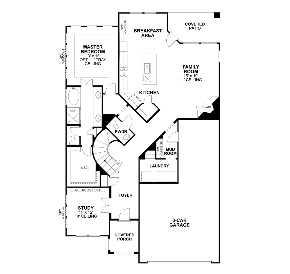 28 mi homes floor plans floor plans mi homes ranch for Mi homes ranch floor plans