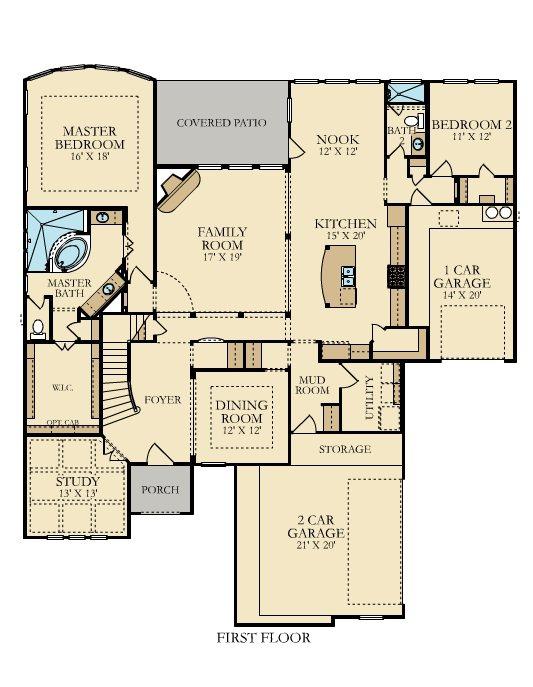 Merlot By Lennar Homes Floor Plan Friday