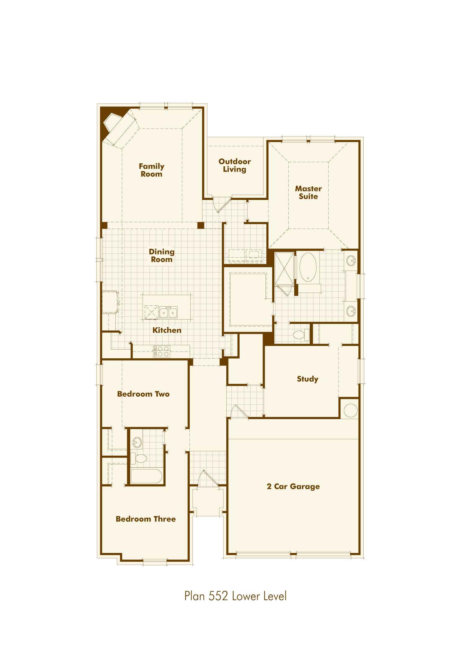 Woods Of Britton Floor Plans