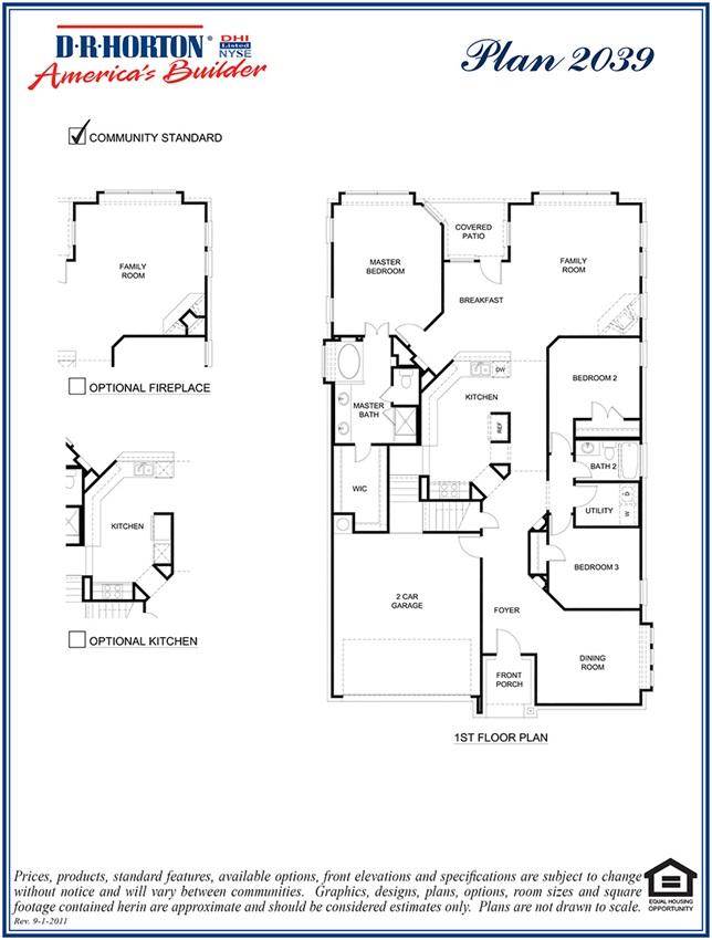 Dr Horton Archives Floor Plan Friday