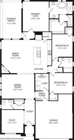 Drees Archives Floor Plan Friday