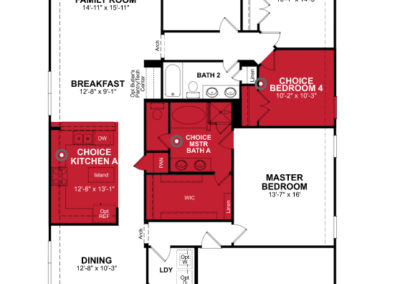 millbrook beazer homes floor plan - Lake Ridge Beazer Homes Floor Plans
