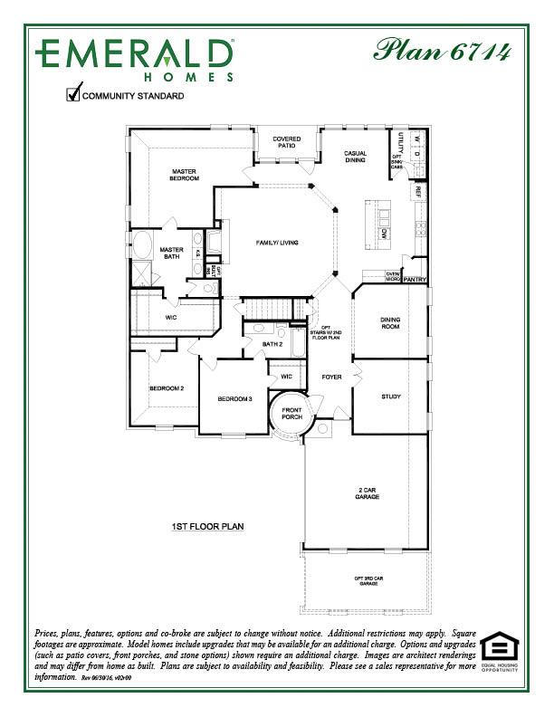 Emerald Homes Archives Floor Plan Friday