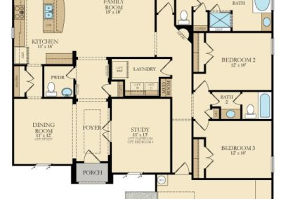 Lennar Homes Archives Floor Plan Friday